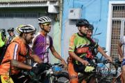 Reto a las Antenas -Tormenta Bike